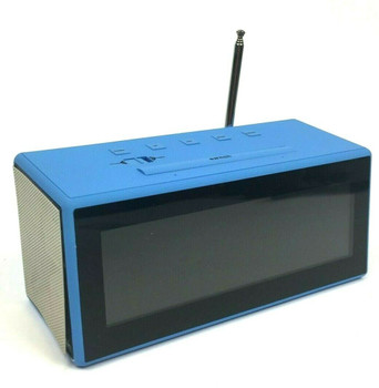 Digital Tuning Alarm Clock FM Radio with Calendar & Temperature Display