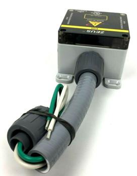 DITEK D50-2401 Single Split Phase Surge Protective Device 240 VAC