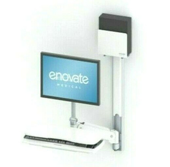 Enovate T 9E 00 00 Enovate 997 Arm with eDesk & Extended Wall Mount System