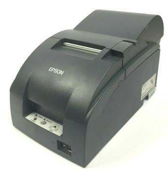 Epson TM-U220A Point of Sale Dot Matrix Auto Cutter Receipt Printer C31C513A8681