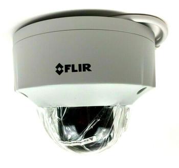 FLIR N437VEW Motorized VF Lens Dome IP PoE Night Vision 3MP WDR 3.5-9mm Camera