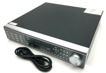 GANZ DR16HD-2TB Digital Video Recoder 480ips Networkable DVR with DVD Writer