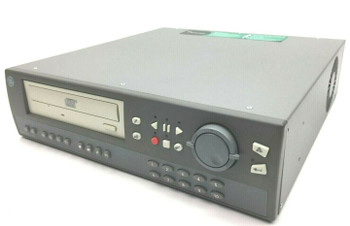 GE Interlogic SDVR-10P11-320 Digital Video Multiplexer Commercial CCTV Recorder