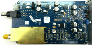 GE IFS VR4010-R3 FM Video Receiver 850 NM Fiber Optic Multimode