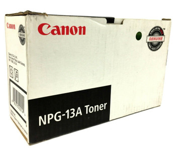 Genuine Canon NPG-13A Black Laser Toner Cartridge 1384A011AA for Canon NP6035