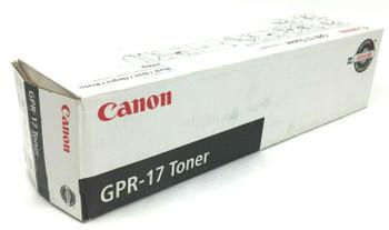 Genuine Canon GPR-17 Black Toner Cartridge for Canon imageRunner 5570 5070 6570