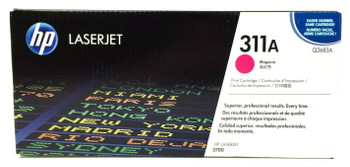 Genuine HP 311A Magenta Toner Cartridge Q2683A for HP Laserjet 3700