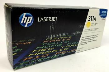 Genuine HP 311A Yellow Toner Cartridge Q2682A for HP Laserjet 3700