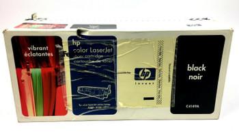 Genuine HP C4149A Black Toner Cartridge for HP Color LaserJet 8500 8550
