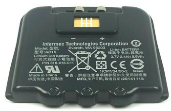 Genuine Intermec CN3 CN4 Rechargeable Li-ion Battery 8.9Wh 2.4Ah 3.7V