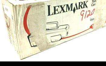 Genuine Lexmark 12L0250 Black Laser Toner Cartridge for Optra Series W810