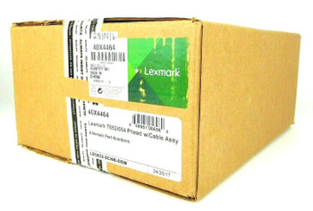 Genuine Lexmark 40X4464 Printhead with Cable Assembly for Lexmark T652 T654