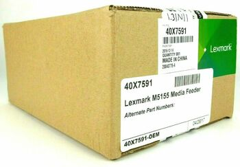 Genuine Lexmark 40X7591 Media Feeder Tray for Lexmark MS MX Series