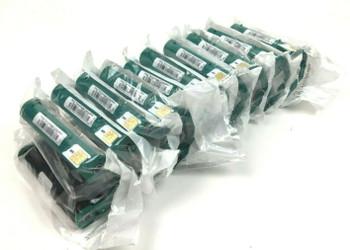 """Genuine Zebra 4.33"""" x 98' Thermal Transfer Ribbon Black 05555BK110D -10 Ribbons"""