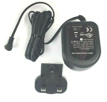 Genuine Zebra AC Adapter 4W 5V 0.8A for Symbol LS4278 Barcode Scanner