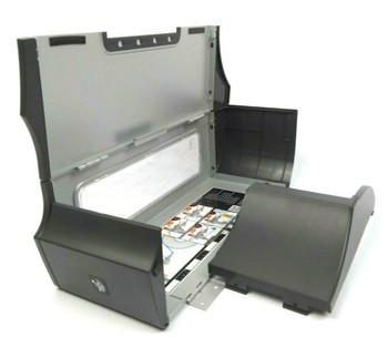 Genuine Zebra Kit Media Cover with Window P1058930-004 for ZT410 Label Printer