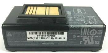 Genuine Zebra QLN320 Rechargeable Li-ion Batteries 3400mAh 7.27V 24.7Wh - 3 Pack