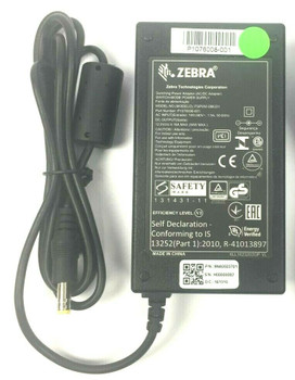 Genuine Zebra ZQ500 Switching Power AC Adapter Charger 50W 4.16A 12V