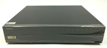 Hanwha Techwin 16 Channel Network Video Recorder With PoE Switch XRN-1610SA