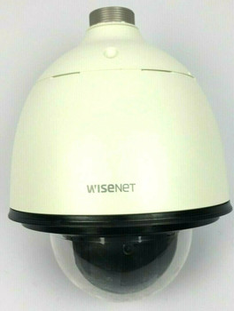 Hanwha Techwin WiseNet 2MP 23x Network Dome Security PTZ Camera - SNP-L6233H