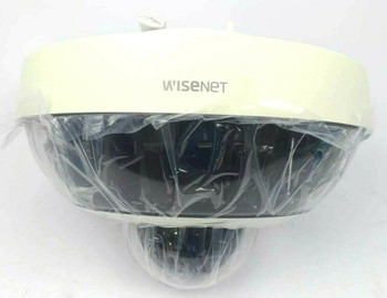 Hanwha Techwin Wisenet Multidirectional Dome IP Security Camera - PNM-9320VQP
