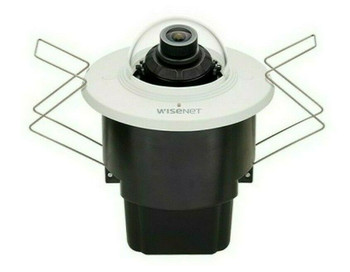 Hanwha Techwin XND-8020F 5MP Indoor Flush Mount Compact Dome Camera