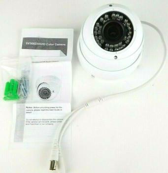 HD IP66 H.264 Infrared Waterproof IR Dome Camera SV368ZWAHD
