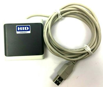 HID Omnikey 5025CL Desktop Contactless USB Smart Card Reader - R50250001-GR