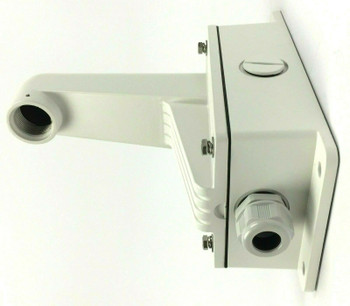 Hikvision WML Long Camera Wall Mount with Junction Box