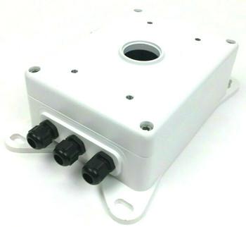 Hikvision Bracket JBP White Junction Box for PTZ Camera