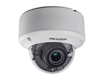 Hikvision 5MP Outdoor Motorized Varifocal Lens Dome Camera - DS-2CE56H5T-VPIT3ZE