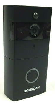 Homscam Video HD Night Vision Smart Wireless Security WiFi Doorbell Camera