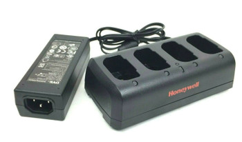 Honeywell 9700-QC 4-Slot Quad Battery Charger for Dolphin 9700 Computer Phone