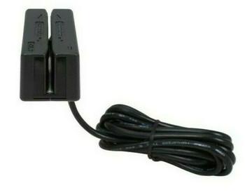 ID TECH MiniMag Duo Dual Headed Magnetic USB Card Reader - IDMB-354133BX