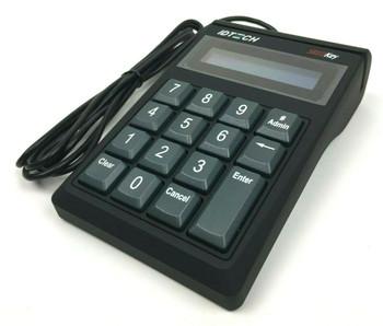 IDTech SREDKey Encrypted Key Pad MagStripe USB Credit Card Reader IDSK-534833AEB