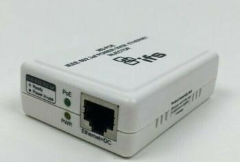Interlogix IFS MS-POE Power over Ethernet Injector 802.3Af Mid-span