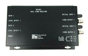 Interlogix IFS VR1001 Dual Independent AM Video Receiver