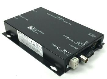 Interlogix IFS VR1500WDM Series Video Receiver Data Transmitter