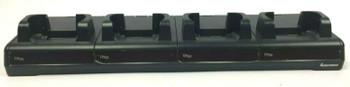 Interrmec CN50 Scanner 4-Slot Quad Battery Dock Charging Station 1002UU04
