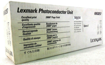 Lexmark 69G8257 Drum Photoconductor Unit for Lexmark Optra E
