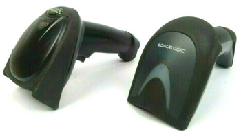 Lot of 2 Assorted Handheld Laser Barcode Scanners - Wholesale