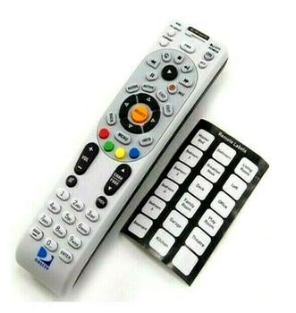 Lot of 3 DirecTV RC65 Universal IR Remote Controls