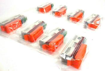 Lot of 8 - Color Ink FUZOO 250XL Cartridge CLI-250 for MX922 MX722