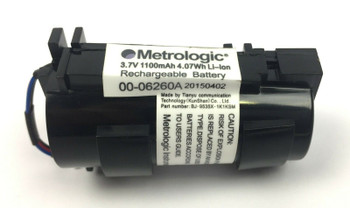 Metrologic 46-46870 Lithium Rechargeable Scanner Battery for Dolphin 9535 MS9535