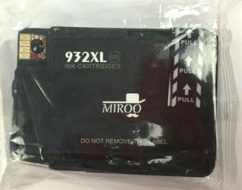 Miroo 932XL High Yield Ink Cartridges Black for HP Officejet 6600 6100 Print
