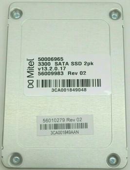 Mitel 50006965 3300 SATA Solid State Hard Disk Drive SSD 3C01108198 3CA001849048