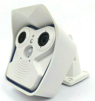 Mobotix 5MP Outdoor Network Camera MX-M15D-Sec-DNight-D23N23-F1.8