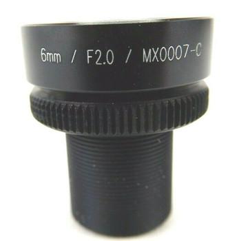 Mobotix MX-OPT-F2.0-L32-L38 Super Wide Angle 5MP Lens 6mm / F2.0