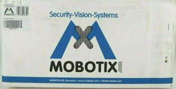 Mobotix MX-S15D-Set2-6MP S15D 6 Megapixel Outdoor Network Camera - 1.6mm Lens