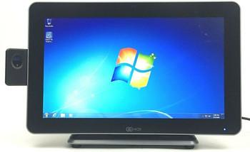 "NCR RealPOS XR7 Plus 18.5"" PCAP Intel i5 Windows 7 Computing Terminal w/ Stand"